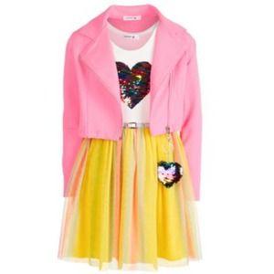 NWT - Spring Heart Dress